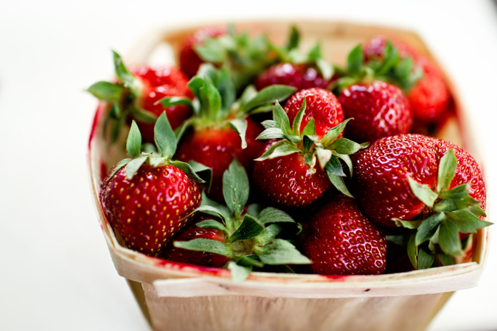 La fraise appréciée de tous !